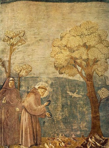 Giotto - Legend of St Francis - Sermon to the Birds.jpg